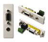 Techconnect Moduł VGA-DSub+ MiniJack3.5mm