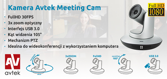 Kamera Avtek Meeting Cam