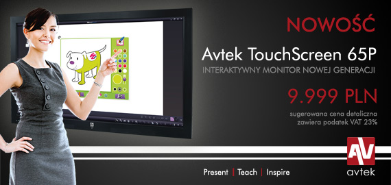 Avtek TouchScreen