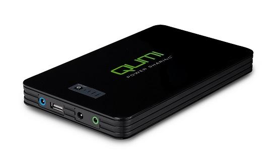 Bateria do projektorów Qumi