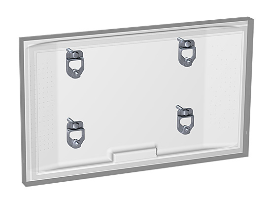 Uchwyt ścienny Techmount Flat-Screen Wall Mount