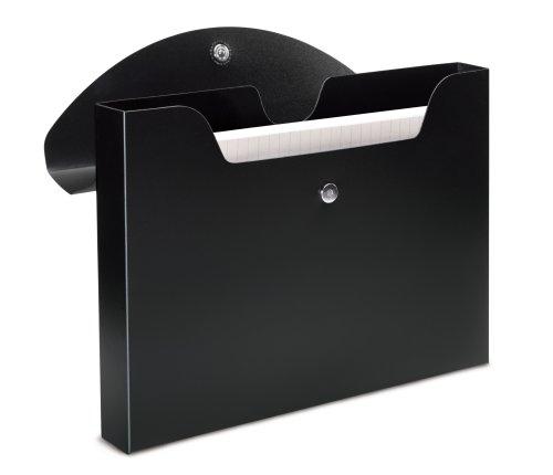 Pudełko na dokumenty Optima - czarne