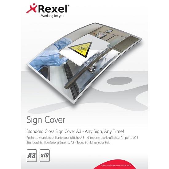 Okładka SignMaker A3 standardowa z połyskiem