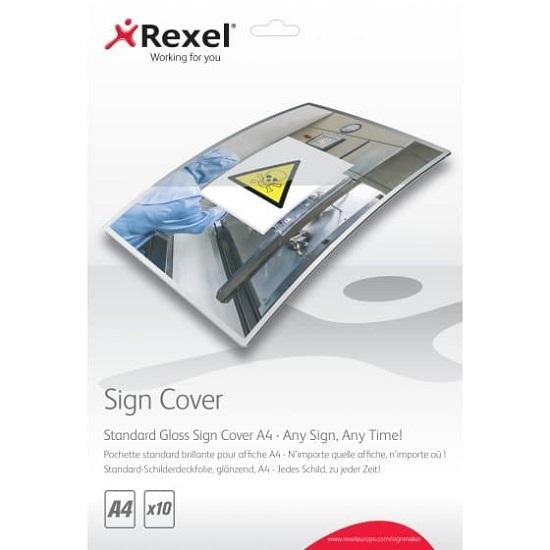 Okładka SignMaker A4 standardowa z połyskiem
