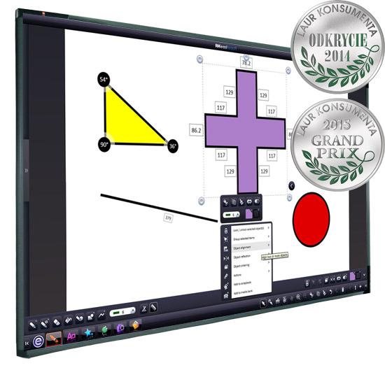 Tablica interaktywna Avtek TT-BOARD 2193