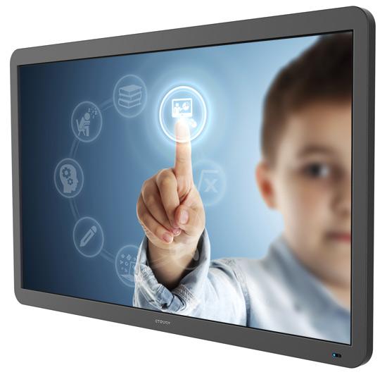 Monitor Interaktywny CTOUCH 84