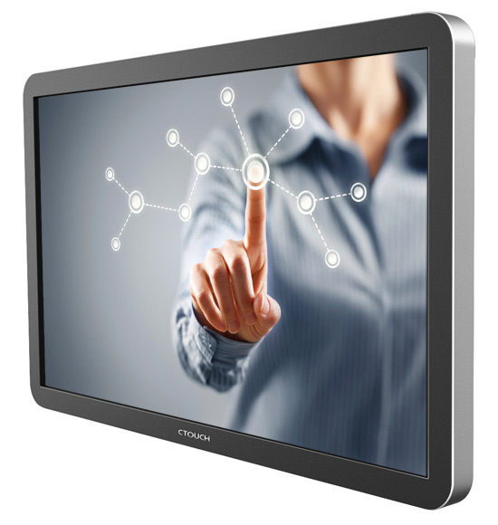 Monitor Interaktywny CTOUCH Leddura 55