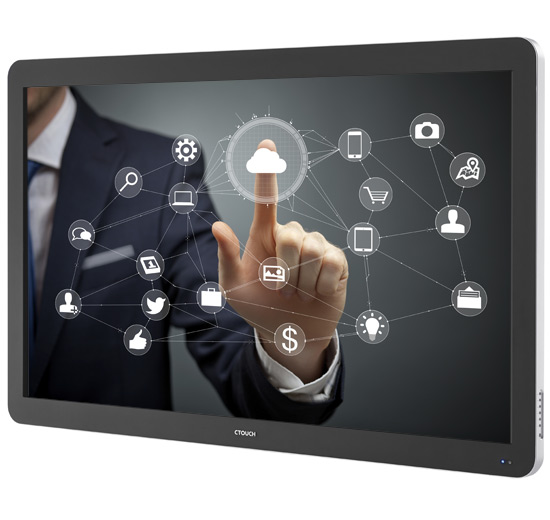 Monitor Interaktywny CTOUCH Leddura XT 84
